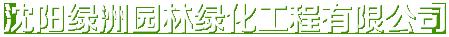 沈阳绿洲园林绿化工程有限公司